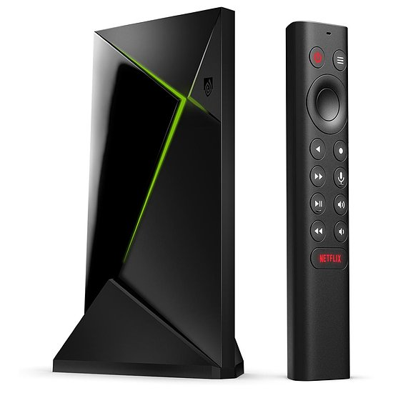 Lecteur multimédia : Shield TV 2019