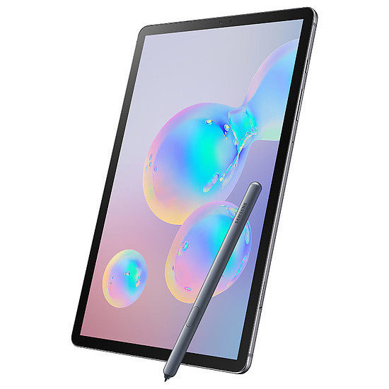 Samsung Tab S6 et Apple Ipad 2019