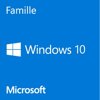 Windows 10 Famille 64 bits